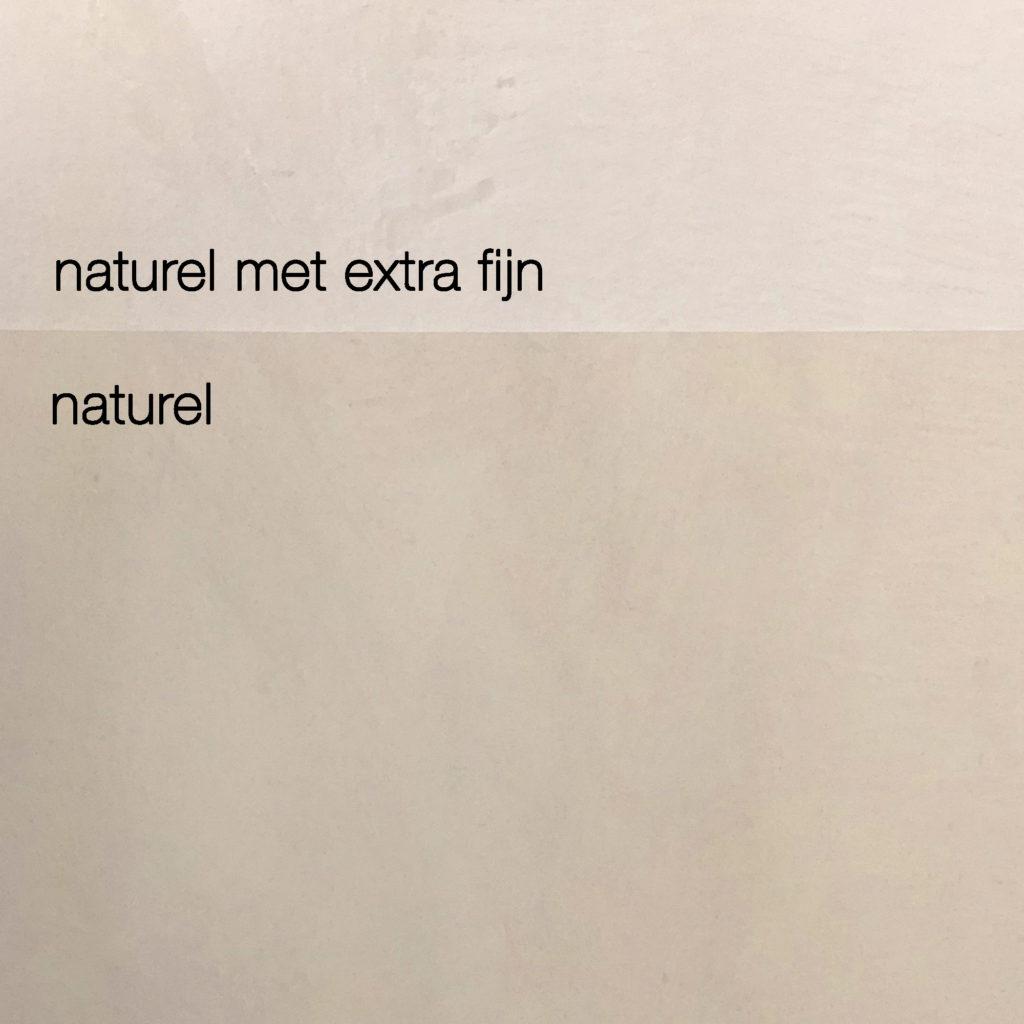 VERBAU-betonstuc basiskleuren naturel