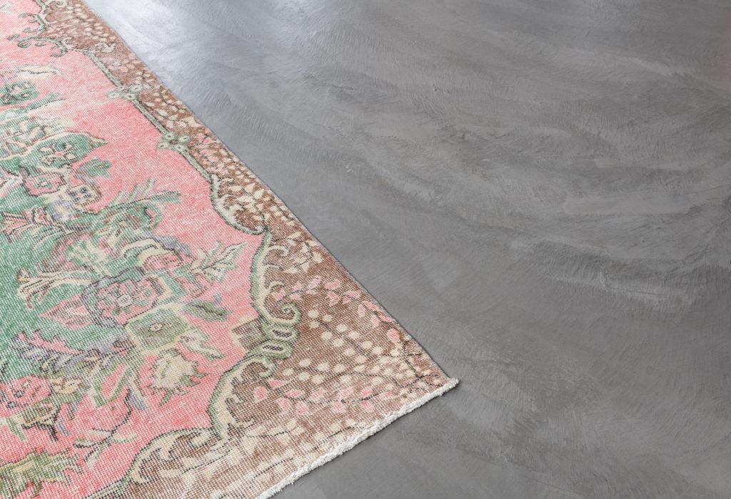 Vloer in VERBAU-betonstuc kleur op maat